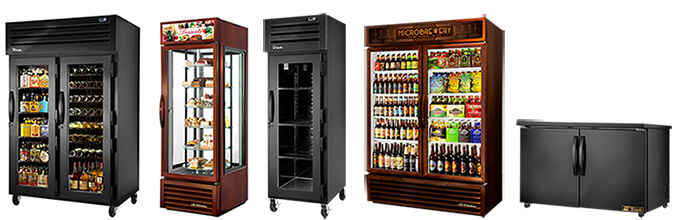 True Powder Coating | available merchandisers